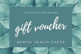 mental health check gift voucher